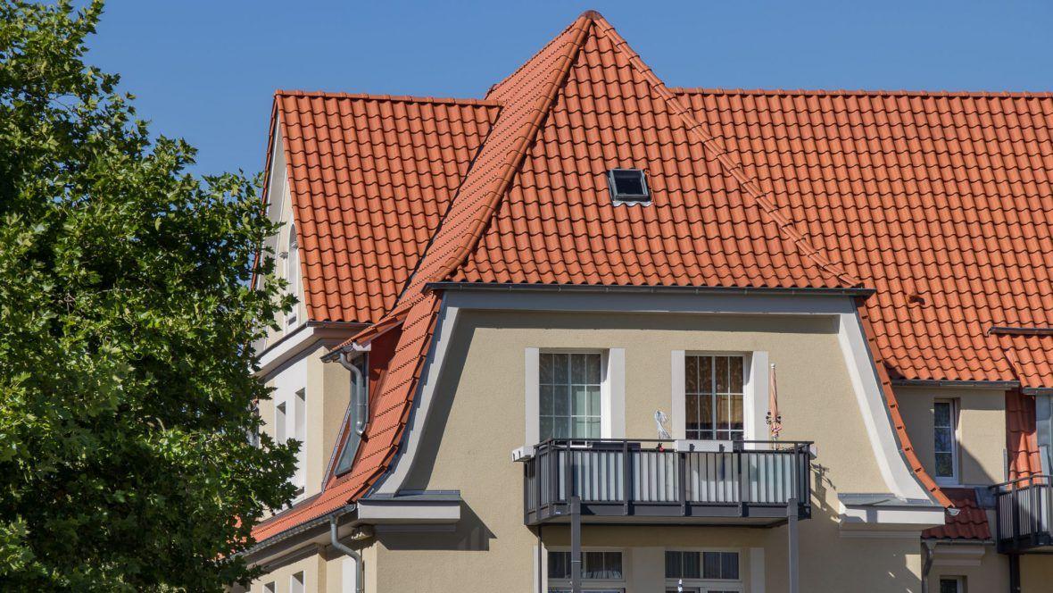 Referenz Dachziegel Bielefeld