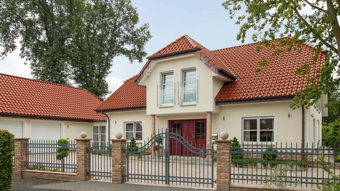 Referenz Dachziegel Delbrück