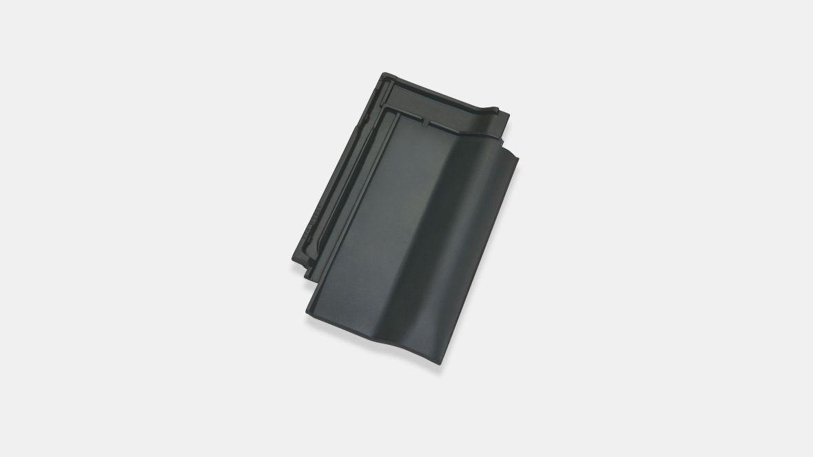 Top Flachdachpfanne Walther W6v in neuen Farben von engobiert bis glasiert UD29