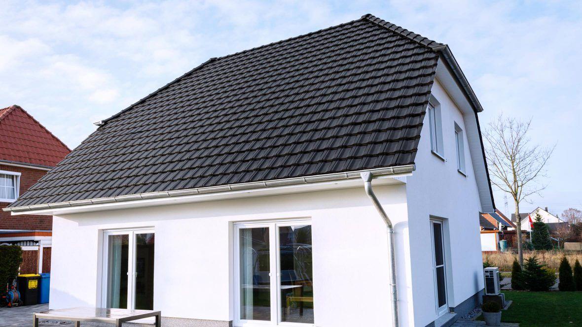 Der Z10 Gross Falzziegel Standard Fur Wirtschaftliche Dach Eindeckungen
