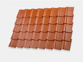 Krempziegel K1 Dachziegel aus Ton