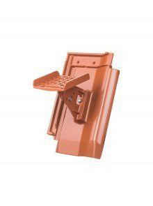 Sicherheitstritt für W6v Flachdachpfanne - Zubehör Dachziegel