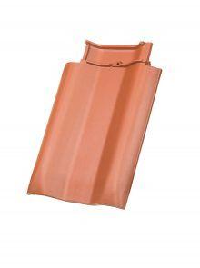 Doppelwulst für W6v Flachdachpfanne - Zubehör Dachziegel