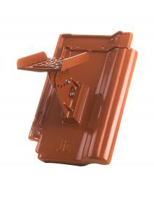 Sicherheitstritt für J11v Flachdachziegel - Zubehör Dachziegel