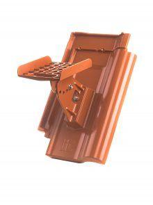 Sicherheitstritt für J13v Flachdachziegel - Zubehör Dachziegel