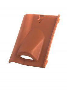 Lüfterziegel für Krempziegel K1 - Zubehör Dachziegel
