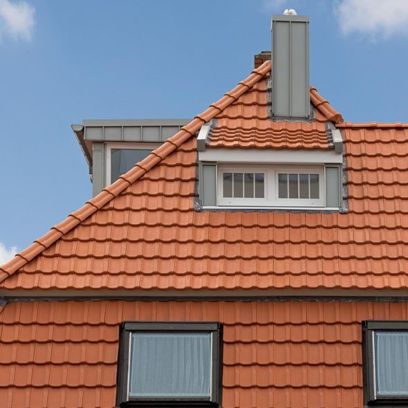 Einfamilienhaus mit Reformziegel Z7v