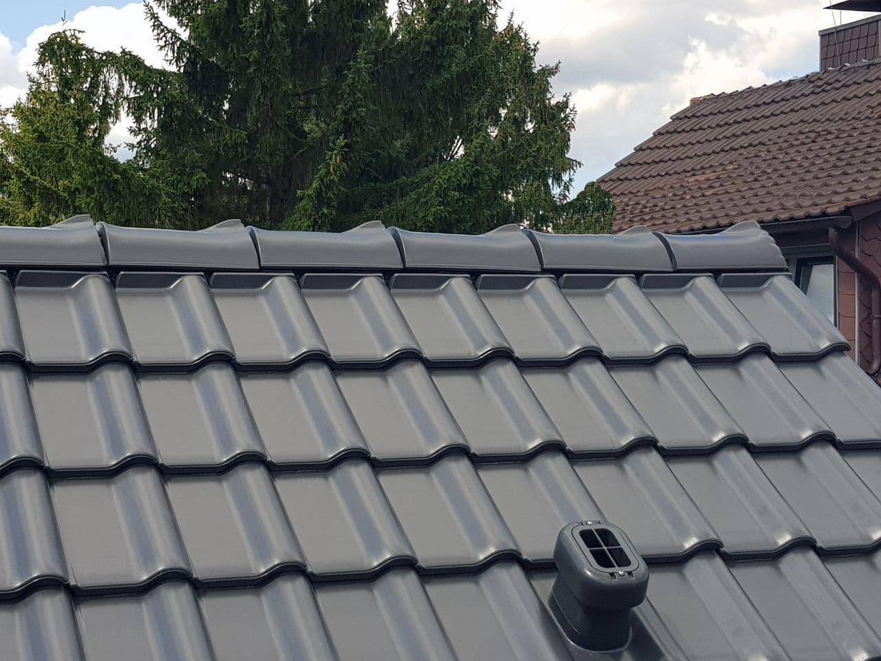 Perfektion Fur Ihr Dach Mit Der Vollkeramischen J11v Firstlosung Fal