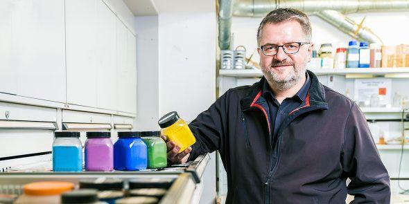 Henning Aschoff Farbspezialist Jacobi Walther
