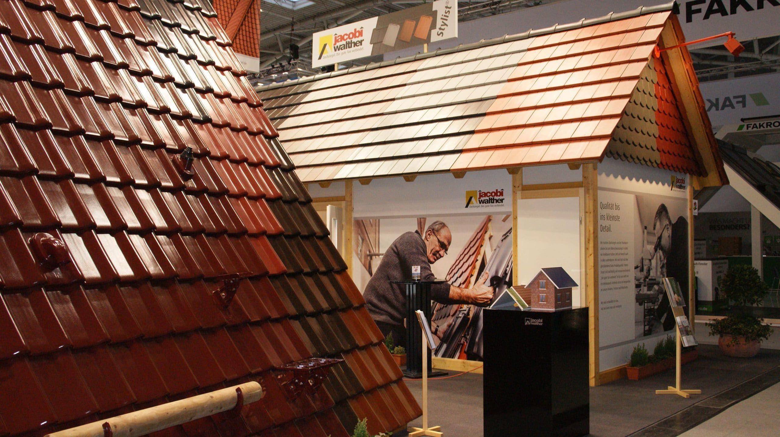 Jacobi Walther Dachziegel Auf Der Dach Holz 2018 In Koln