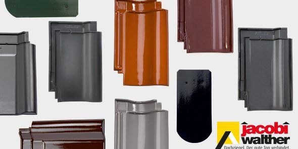 Dachziegel Collection Avantgarde