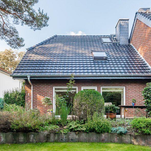 Einfamilienhaus im Grünen mit Reformziegel Z10