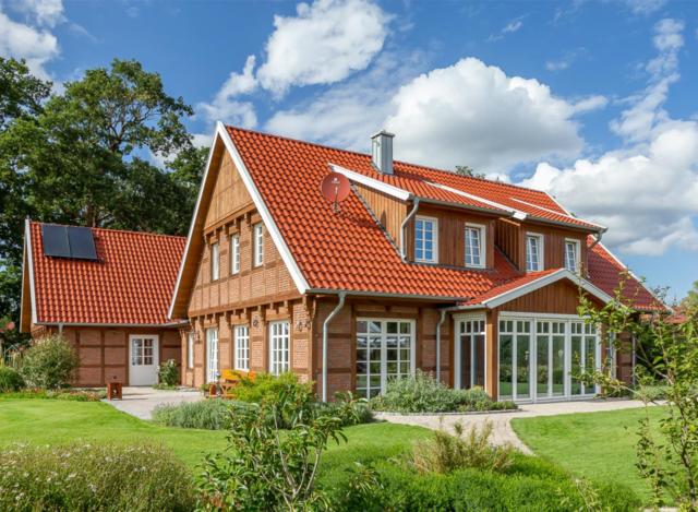 Referenzen mit dem Dachziegel Z5 von Jacobi-Walther