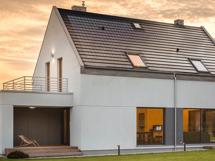 Solardachziegel Stylist-PV Referenz